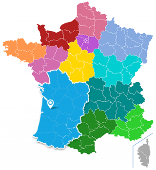 image de carte de France SOEM